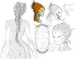 MFL Alien Concept by CrashLegacy
