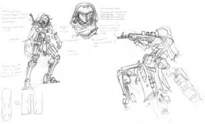 Pathfinder by CrashLegacy