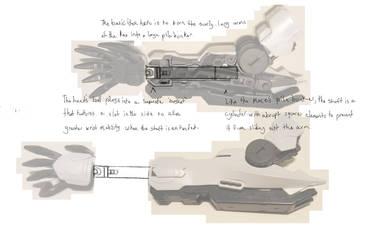Rex Nail Bunker by CrashLegacy