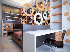 KID'S BEDROOM by TANKQ77
