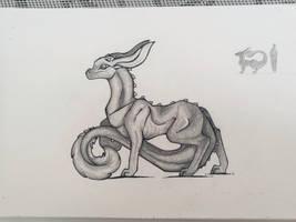 Random creature by Lerya-42