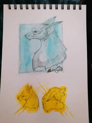 Sketch-Cratures by Lerya-42