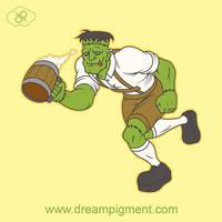 Drunkenstein by DreamPigment