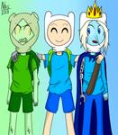 3 Finns by Weirdartiststuff