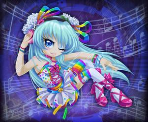 Color of Music by MetalPandora