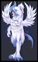ADOPT: Mega Absol (closed) by MetalPandora