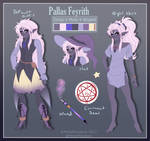 Pallas ref 2017 by MetalPandora