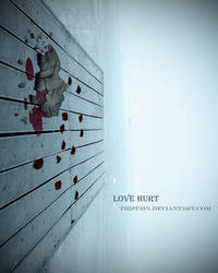 Love Hurt, Tears of Blood by thi8t33n