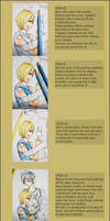 Color Pencil Tutorial PART 2 by Jean-chan