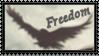 Freedom stamp by DeviantSith