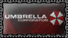 Umbrella corp. II RE stamp by DeviantSith