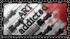 Art Addicted stamp by DeviantSith