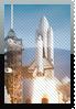US Shuttle stamp by DeviantSith