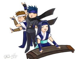 Ninja Anthem by jbramx2