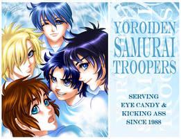 SamuraiTroopers Club ID by jbramx2