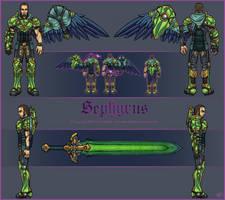 Sephyrus - Design Sheet by WesTalbott