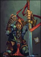 Trade: Moran by WesTalbott