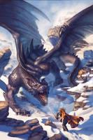 The Black Dragon v2 by WesTalbott