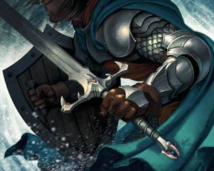 Shark Blade by WesTalbott