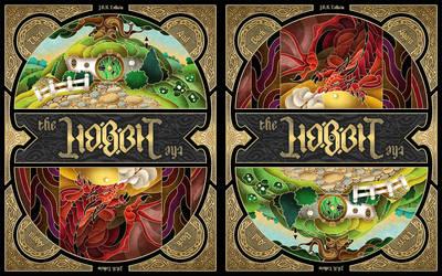 The Hobbit 75th Anniversary Edition by WesTalbott