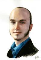Self Portrait by WesTalbott
