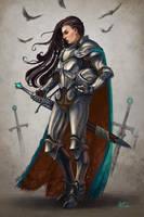 Lady Severine by WesTalbott