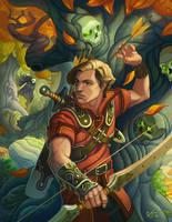 The Hunter by WesTalbott