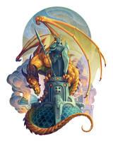 The Destroyer by WesTalbott