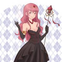 Yuriko Birthday by PositiveWasabi