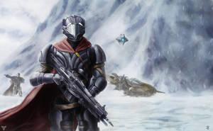 The Guardians by JosephBiwald