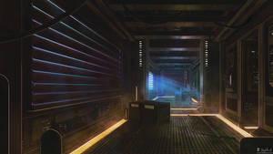 Blade Runner Concept by JosephBiwald