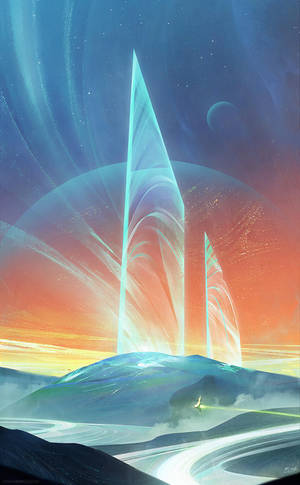 The Monoliths of Casper by JosephBiwald