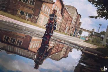 Steam Reflection by LepusLunarem
