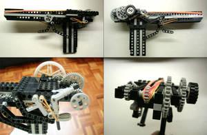 LEGO RB Assault Gun by Tshen2