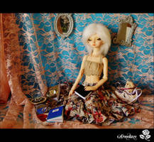Outfit Boheme I by Armelioze