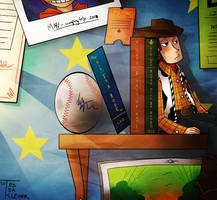 Howdy, Partner by JackxTessa