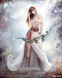 archer by bluezjj
