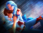 Roys farewell by Galia and Kitty by Gwarriorfanfic