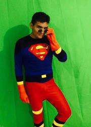 Superboy! by JerryisKukulkan