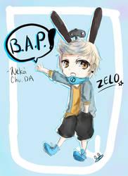 B.A.P-Zelo by Nekoichu