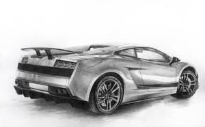 Lamborghini Gallardo LP570-4 by STH-pl