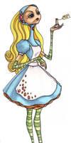 Alice by vesuvia