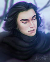 Ben Solo by elanorchuah