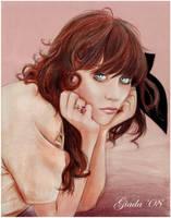 Zooey Deschanel by Giada-C