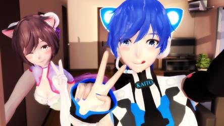 Selfie! by CupcakeRiyoko