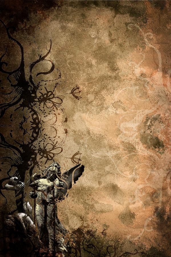 Grim Heart Black Rose by vhm-cain