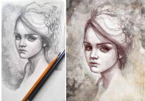 ... by ElinasArt