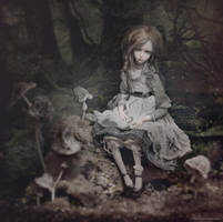 Doll... by ElinasArt
