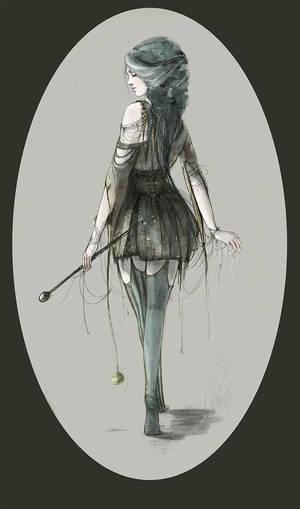 . . . .  . . by ElinasArt