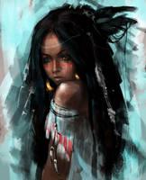 Soul by ElinasArt